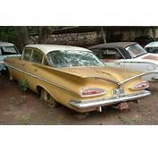 Classic Cars In Rhodesia