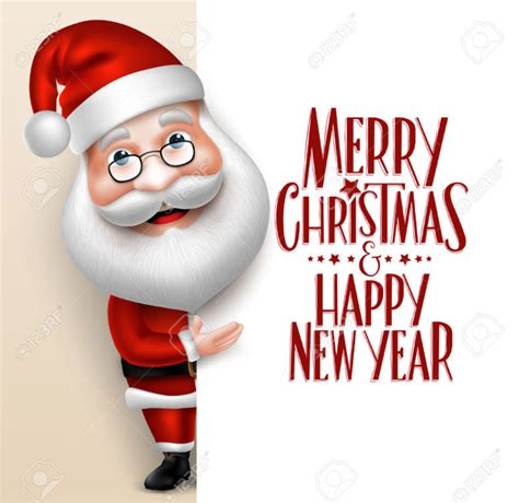 free merry santa claus photos images