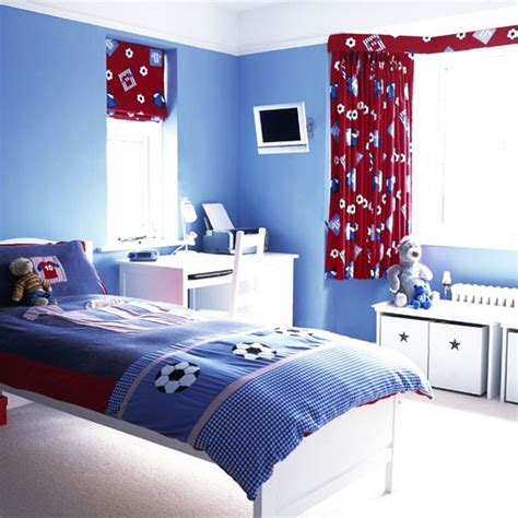 Football Bedroom | boys bedroom ideas housetohome co uk