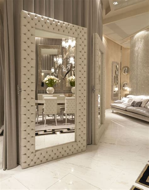 upscale decor 25 best ideas about floor mirrors on large