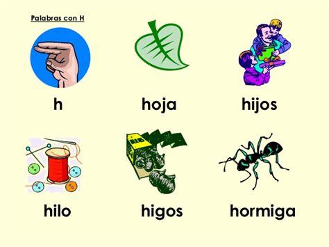 imagenes q empiecen con la letra h mis cosicas de segundo palabras con h