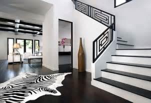 ideas black white living
