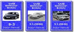 saab workshop manual 9 3 and 9 5 9 3 9 5 service
