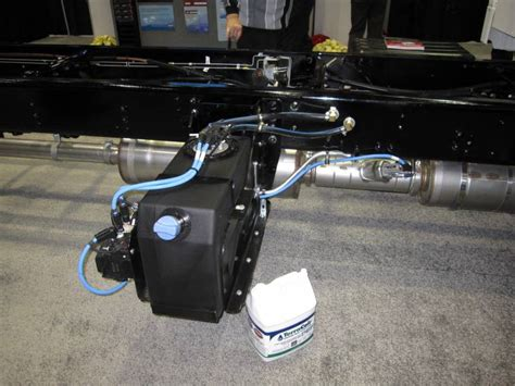Engine Mounting Blkg Streem 2 0cc freightliner custom chassis introduces new s2 rv chassis