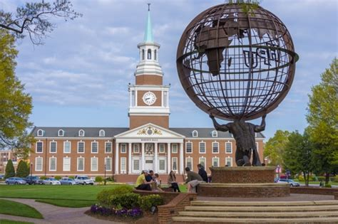 Hpu Mba Ranking by High Point Profile Rankings And Data Us