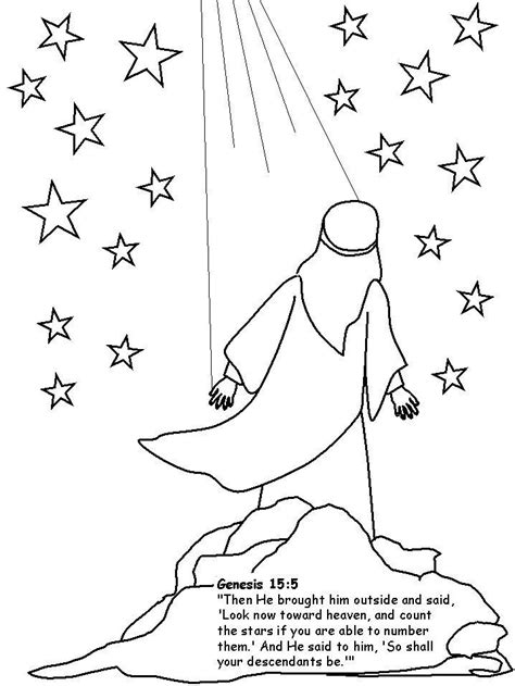 abraham tent coloring page abraham and the promise coloring pages google search