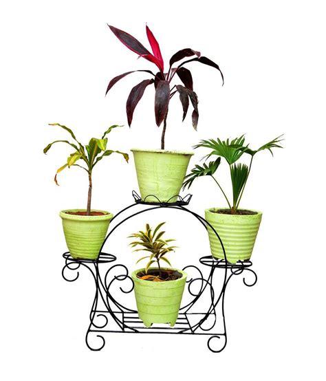 design of flower pot stand viralka design 4 in 1 flower pot stand buy viralka design