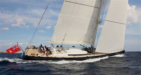 sailboat years sailing yacht of the year p2 superyachts news luxury