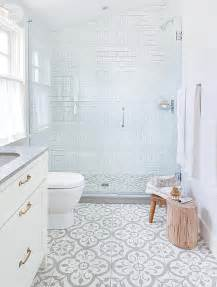 bathroom floor tile patterns ideas house tour modern eclectic family home style at home