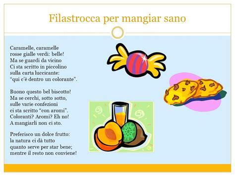 progetto alimentazione scuola progetto di educazione alimentare ppt scaricare