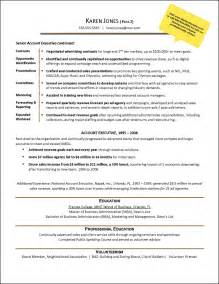 Advertising Agency Sle Resume advertising agency exle resume