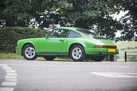 porsche 911 green 1985 porsche 911 3 2 carrera in speedway green sold