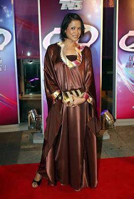 Dress Shasha Hijau iris gemilang kerlipan bintang