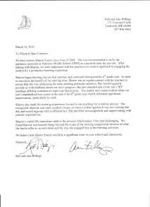 Letter Of Recommendation Exles For Teachers College Sle Letter Of Recommendation For Bbq Grill Recipes
