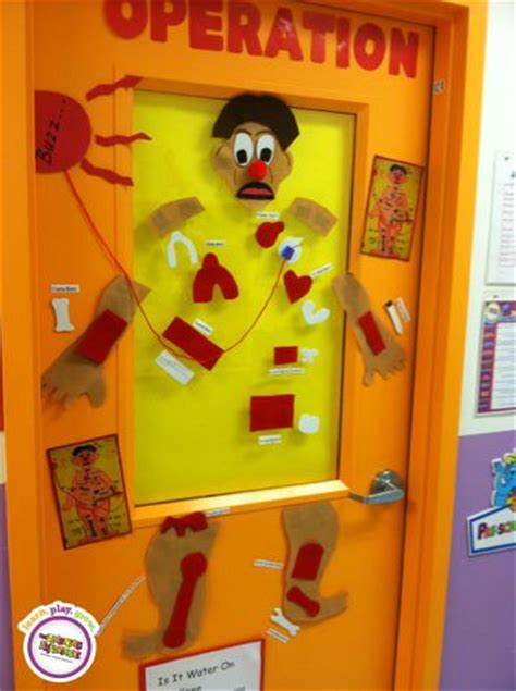themes of games what a fun way to decorate the center each classroom is a