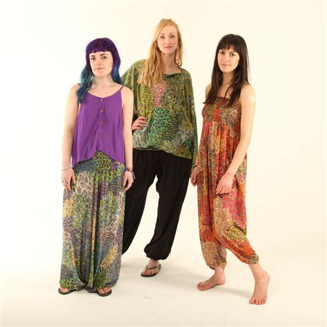 Hippie Wardrobe Essentials by Our Festival Look Essentials The Hippy Clothing Co