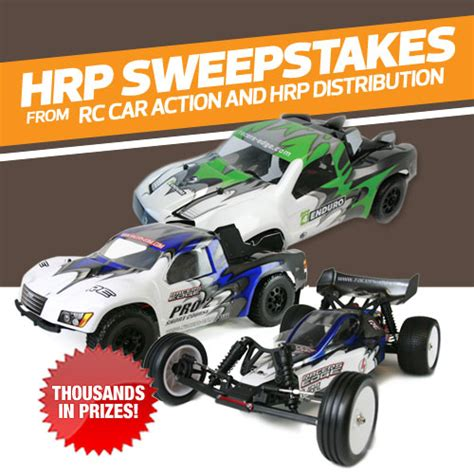 Rc Giveaway Contest - 4000 in prizes enter the hrp sweepstakes now rc car