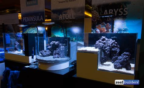 aquarium design concept abyss atoll and peninsula concept aquariums debuted by