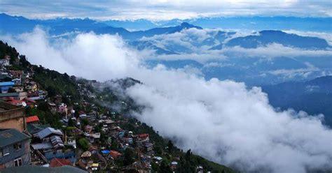 picture postcard trip  kurseong darjeeling