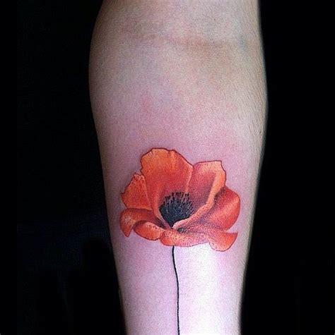 poppy flower tattoo best 25 poppy flower tattoos ideas on poppy