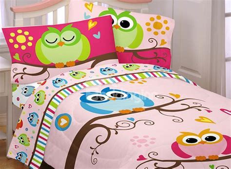 childrens owl bedroom bedroom shop for kids bedding sets online wholesale