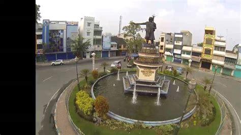 Bekas Proyektor Di Medan Kota monumen pendiri kota medan guru patimpus sembiring pelawi