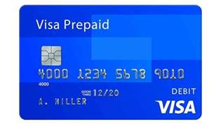 business prepaid credit card info for small business visa