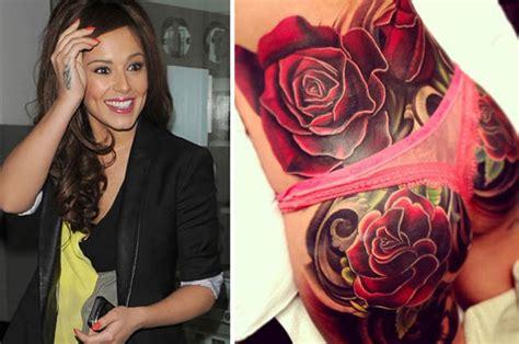 celebrity tattoos cheryl cole harry styles rita ora
