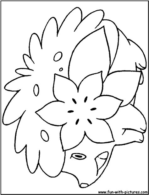 pokemon coloring pages shaymin shaymin land coloring page