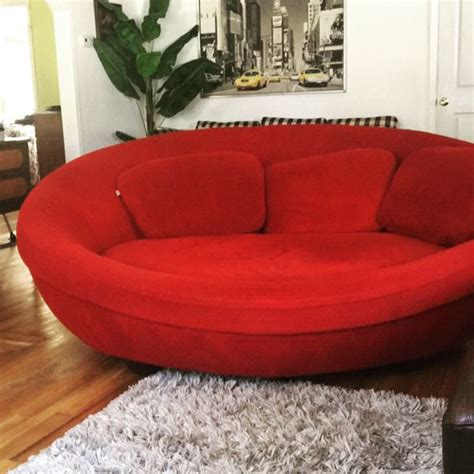 Ufo Sofa by Ufo Cellini Oval Not Made Any More For Sale In