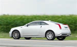 Used 2011 Cadillac Cts Coupe Car And Driver