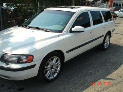 brentwood volvo service sell used 2001 vovo v70 in brentwood new york united