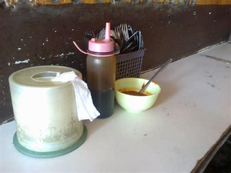 Teh Kotak Di Warung warung mungil teh ira edisi lontong kari ayam di