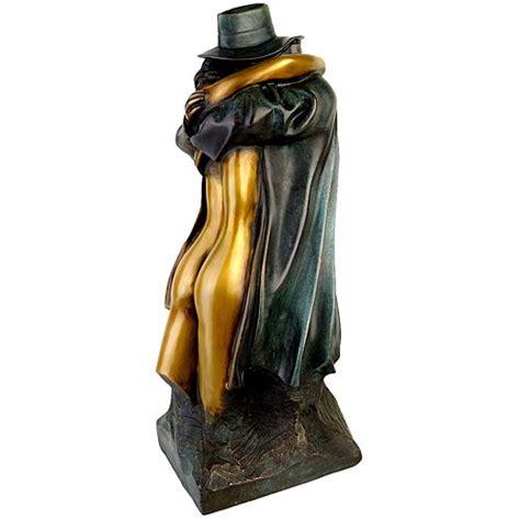 Polieren Traduction by Bruno Bruni Original Bronze Sculpture Quot Ritorno A Carrara