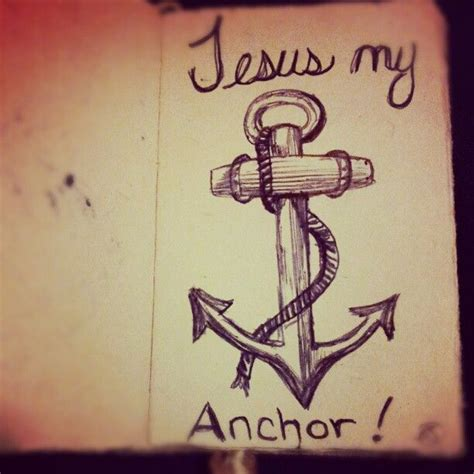 christian tattoo quotes tumblr jesus my anchor quotes pinterest anchors jesus and
