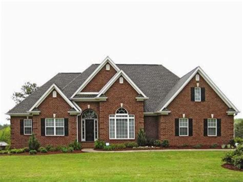 traditional style homes brick style homes brick ranch front porch traditional