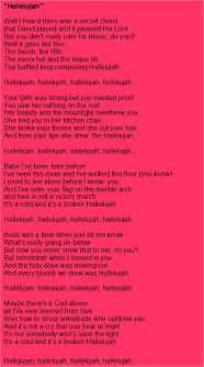 we cry testo best 25 hallelujah lyrics ideas on