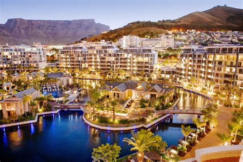 cape town top 5 places in africa to spend the holidays
