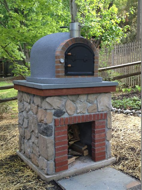Wood Fired Outdoor Oven Kit