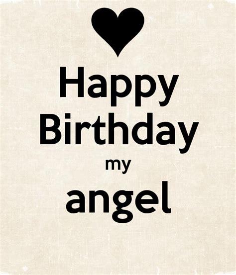 imagenes de happy birthday angel happy birthday my angel poster alexandra keep calm o matic