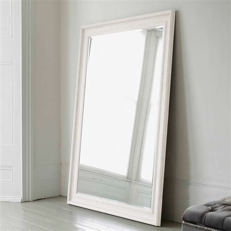 large white bathroom mirror white decorative mirrors tall wall mirror white vanities