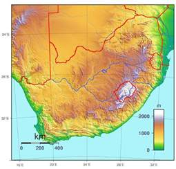 south maps south africa maps