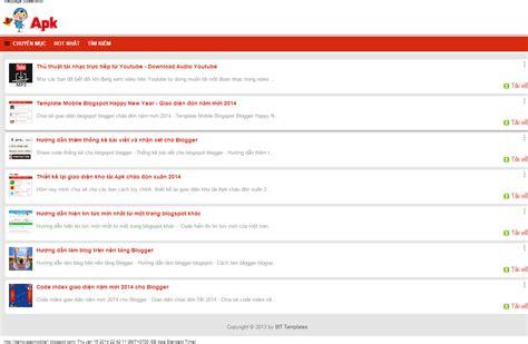 love themes wap net tổng hợp template wap mobile cho blogspot đẹp đơn giản