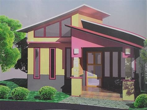 design a small house small home design tropical comfortable habitation tiny