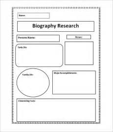 edit profile template biography template 10 documents in pdf