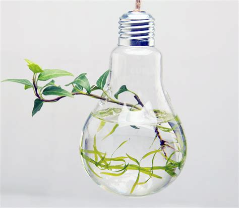 Light Planters by Light Bulb Light Bulb Planter Garden Light Bulbs For