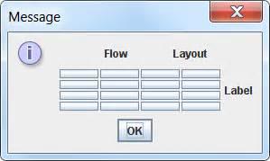 layout null jlabel java jlabel in gridlayout stack overflow