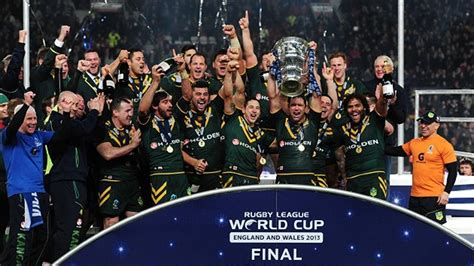 world cup announcement   rugby league