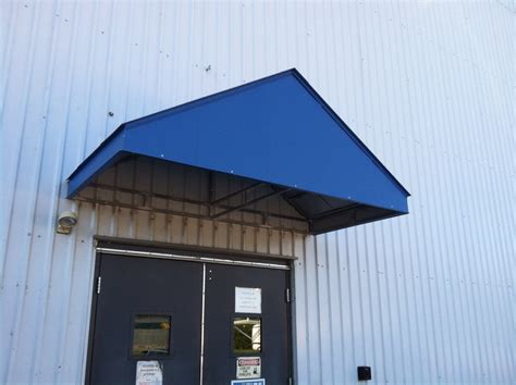 commercial metal awning awnings and canopies installed in pittsfield metal