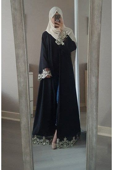 abaya chic top  modeles tendance ete  astuces